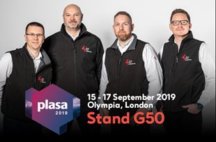 Let's Meet at PLASA