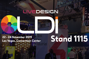 Visit us for a landmark show at LDI 2019!
